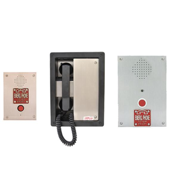Elevator & Security Telephones