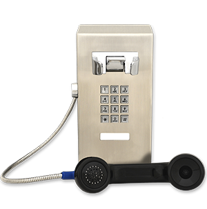 Ceeco - Handset with Keypad - Mini