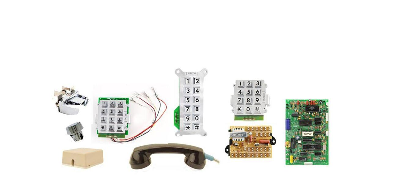 Telephone Parts & Telephone Kits