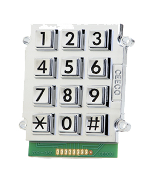 705-103 [Number keypad, stud mount] - $16.50 : Emergency Phones,  Autodialers and Payphones by CEECO TelephonesCeeco